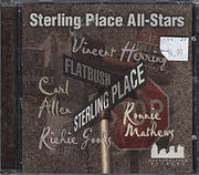 Sterling Place All-Stars CD