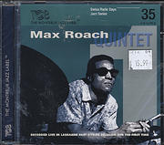 Max Roach Quintet CD