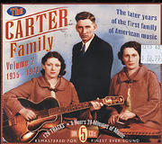 The Carter Family CD