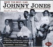 Johnny Jones CD