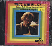 Who's Who In Jazz CD