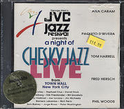A Night Of Chesky Jazz: Live CD