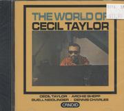The Cecil Taylor Unit CD