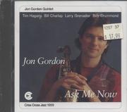 Jon Gordon CD