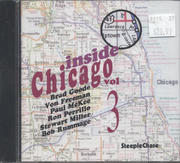 Inside Chicago Vol. 3 CD
