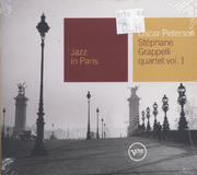 Oscar Peterson / Stephane Grappelli Quartet CD