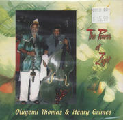 Oluyemi Thomas & Henry Grimes CD