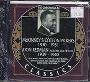 McKinney's Cotton Pickers / Don Redman CD