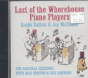Ralph Sutton & Jay McShann CD
