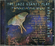 The Jazz Giants Play Harold Arlen CD