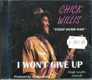 Chick Willis CD