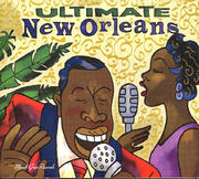 Ultimate New Orleans CD
