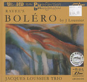 Jacques Loussier Trio CD