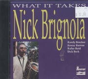Nick Brignola CD