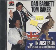 Dan Barrett & Tom Baker CD