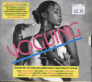 Voguing And The House Ballroom Scene Of New York City 1976-96 CD