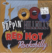 From Boppin' Hillbilly to Red Hot Rockabilly CD