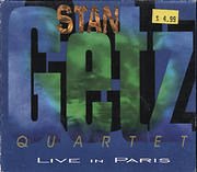 Stan Getz Quartet CD