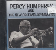 Percy Humphrey and The New Orleans Joymakers CD