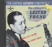 Lester Young Quartet CD