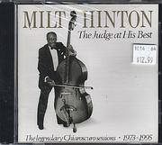 Milt Hinton CD
