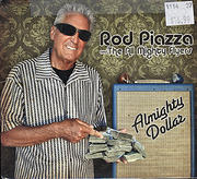 Rod Piazza & The All Mighty Flyers CD