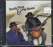 Snooky Pryor & Mel Brown CD