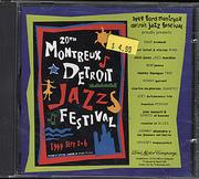 1999 Ford Montreux Detroit Jazz Festival CD