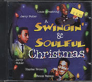 A Swingin' & Soulful Christmas CD