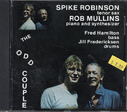 Spike Robinson / Rob Mullins CD