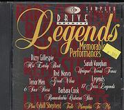 Legends: Memorable Performances CD