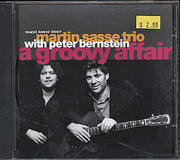 Martin Sasse Trio CD