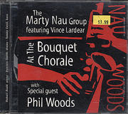 Marty Nau Group CD