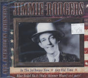 Jimmie Rodgers CD