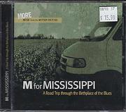 M For Mississippi CD
