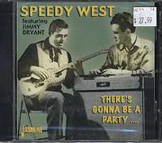 Speedy West CD