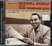 Russell Garcia and his Four Trombone Band CD