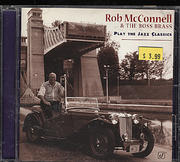 Rob McConnell & The Boss Brass CD
