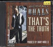 Richard Boals CD
