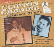 Clifton Chenier with Clarence Garlow CD
