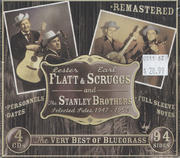 Lester Flatt, Earl Scruggs & The Stanley Brothers CD