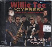 Willie Tee & Cypress CD