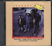 Jack Walrath & Hard Corps CD