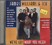 James Williams & ICU CD