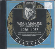 Wingy Manone And His Orchestra CD