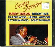 Harry Edison / Buddy Tate CD