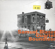 Samuel Blaser Quartet CD