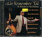 We Remember Tal CD