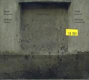 Borah Bergman CD