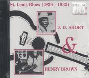J.D. Short & Henry Brown CD